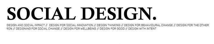 Social Design Definition
