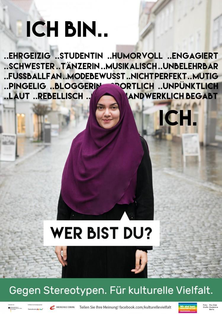 Kulturelle Vielfalt - cultural diversity
